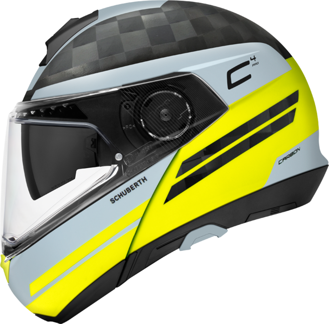 Jens_winther_roskilde_Schuberth_C4pro_carbon_tempest_gul